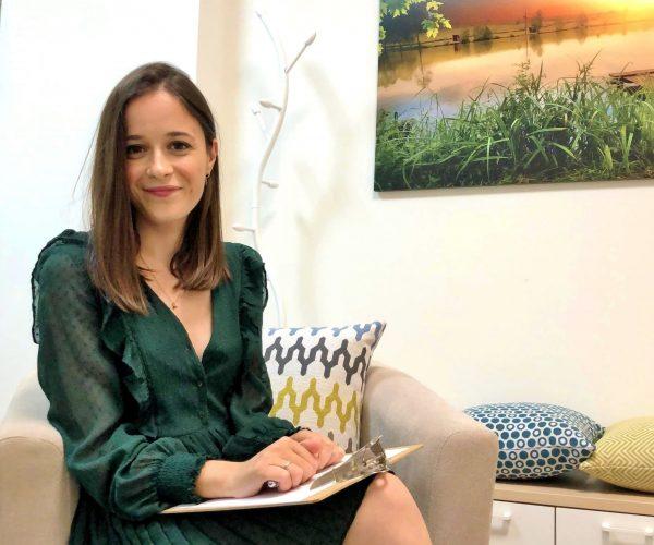 Psicóloga Almería María Recober Gea